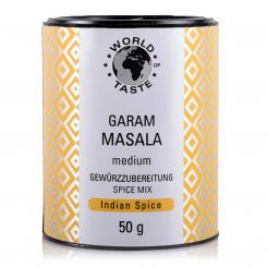 Garam Masala - World of Taste