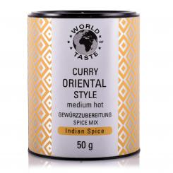 Curry Oriental Style - World of Taste