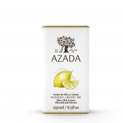 Olive Oil and Crushed Lemon  250 ml - AZADA