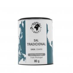 Sal Tradicional - crude - World of Salt