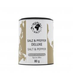 Salt & Pepper Spice Blend Deluxe