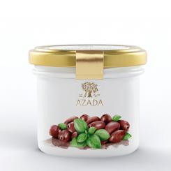 Tapenade mit schwarzen Oliven und Basilikum - AZADA