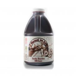 Barrel 51 Smoky Bourbon BBQ Sauce, 1.89L