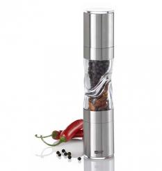 AdHoc DUOSPICE pepper mill and chilli cutter