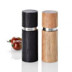 AdHoc TEXTURA set of 2 pepper and salt mill