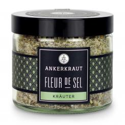 Ankerkraut Fleur de Sel Kräuter im Tiegel