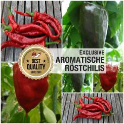 Seed Assortment 'Aromatic Roast Chilies'