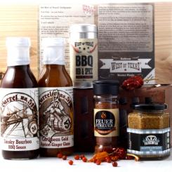 Gift Set 'Grilling luck'
