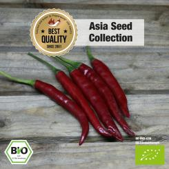 Organic Asia Seed Collection