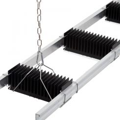 Hanging rail for SANlight M30 43cm