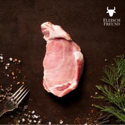 BIO Schweinekammsteaks 1x250g - FleischFreund