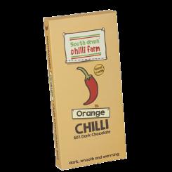 South Devon - Orange Chilli Chocolate