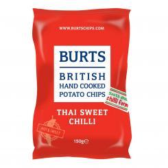 BURTS Thai Sweet Chilli Chips, 150g