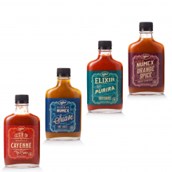 Elixir Hot Sauce Bundle - NEW Cajohns Hot Sauce