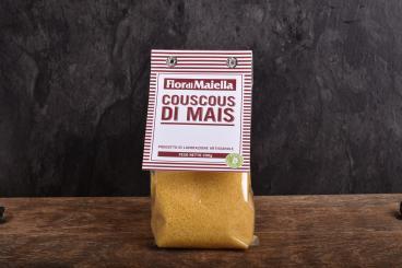 WürzWerk - BIO Mais Couscous- 250g