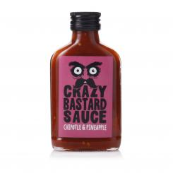 Crazy Bastard Sauce Chipotle & Pineapple (Pink Label)