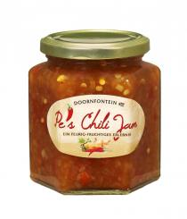 Pe's Chili Jam - 390g-Glass