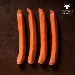 Frankfurter Rindswurst 4x100g - FleischFreund