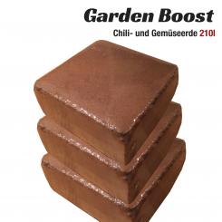 Garden Boost Kokoserde 210l