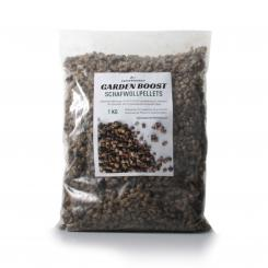 Garden Boost Sheep Wool - Sheep Wool Pellets