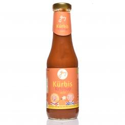 BIO Pumpkin Ketchup Mild - 450ml bottle