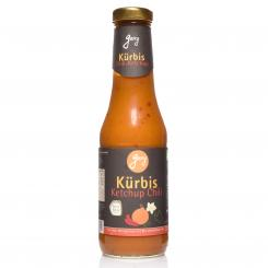 BIO Pumpkin Ketchup Chili - 450ml bottle