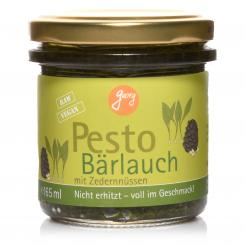 BIO Pesto pumpkin seeds - 165ml glass