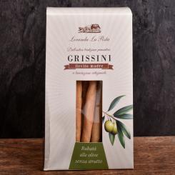 WürzWerk - Grissini mit Oliven - 100g