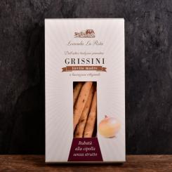 WürzWerk - Grissini mit Zwiebeln - 100g