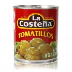 Grüne Tomatillos, La Costena, 2800g