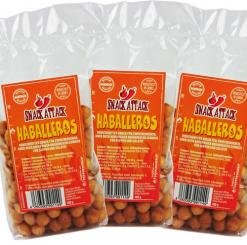Snack Attack Haballeros 3 Pack