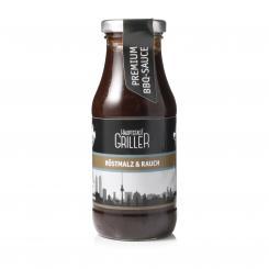 Hauptstadtgriller - Röstmalz & Rauch BBQ Sauce