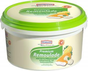 Homann Premium Remoulade 50% - 3 kg