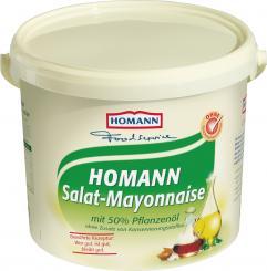 Homann Salat Mayonnaise 50% - 5 kg