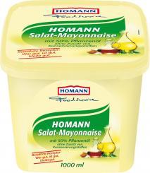 Homann Salat Mayonnaise 50% - 1 l
