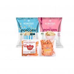 Snack-Set:  Hot'n'pop