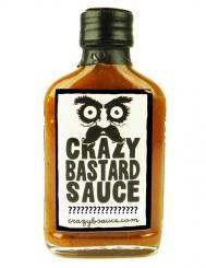 Crazy Bastard Sauce White Label = Surprise-Edition