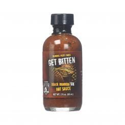 CaJohns Black Mamba SIX Hot Sauce
