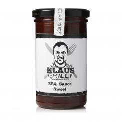 Klaus Grillt BBQ Sauce Sweet