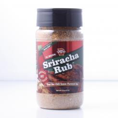Sriracha All Natural Rub