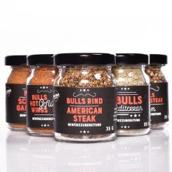 WürzWerk - 6 Spice Box BBQ Bulls