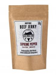 Supreme Pepper - Black Forest Jerky 50g