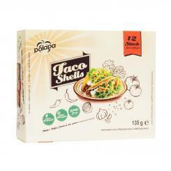 Taco Shells 13cm - Palapa - 12 pieces