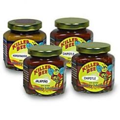 Killer Bee Honey Mustard 4-Pak