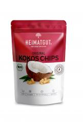 Heimatgut - BIO Coconut Chips Original 40g