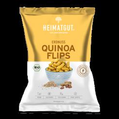 Heimatgut - BIO Peanut Quinoa Flips 115g