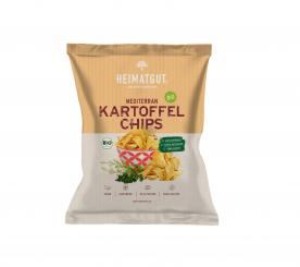 Heimatgut - BIO Kartoffel Chips Mediterran 125g