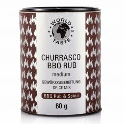 Churrasco BBQ Rub - World of Taste