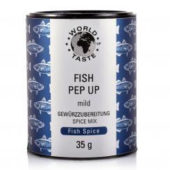 Fish Pep Up - World of Taste