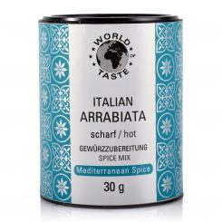 Italian Arrabiata - World of Taste